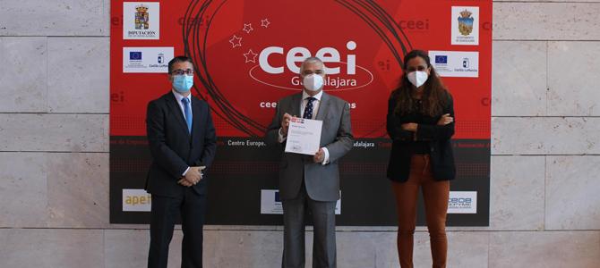 Spika Tech recibe la marca EIBT por parte del CEEI de Guadalajara